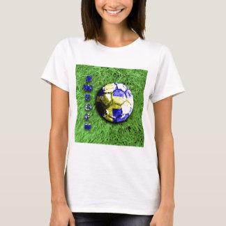 Old football  sweden T-Shirt