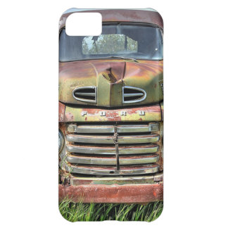 Old Ford Pickup Pick up rustic rusty retro vintage iPhone 5C Covers