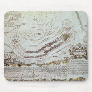 Old Fort Gaut, Calcutta, 1810 (litho) Mouse Pad