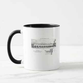 Old Fort William, Calcutta Mug