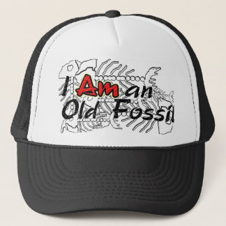 Old Fossil Hat #2