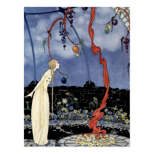 Old French Fairy Tales: A Tree of Marvellous