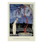 Old French Fairy Tales: A Tree of Marvellous Poster