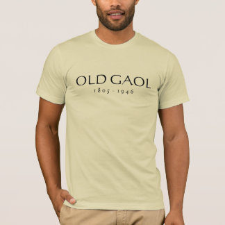 Old Gaol, Nantucket T-Shirt