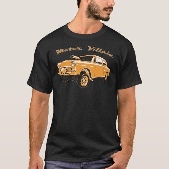 Old Gasser Hot Rod Race Car T-Shirt