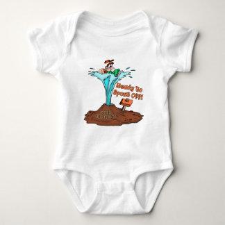Old Geezer 55th Birthday Gifts Baby Bodysuit