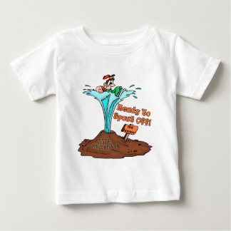 Old Geezer 55th Birthday Gifts Baby T-Shirt