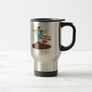 Old Geezer 70th Birthday Gifts Coffee Mugs