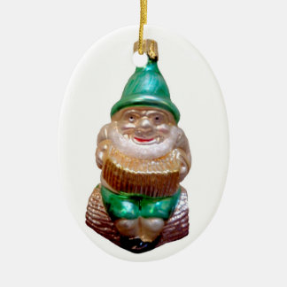 Old German Gnome Christmas Ornament