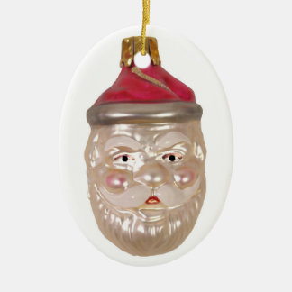 Old German Santa Claus Christmas Ornament