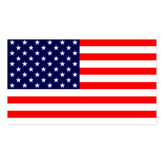 Old Glory Business Card Template