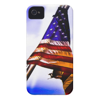 Old Glory Case-Mate iPhone 4 Case