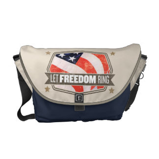 Old Glory Courier Bags