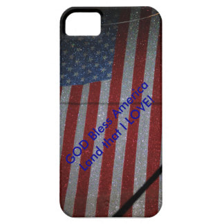 Old Glory iPhone 5 Covers