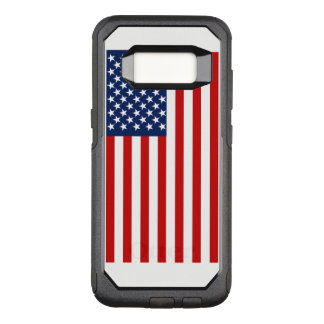 Old Glory OtterBox Commuter Samsung Galaxy S8 Case