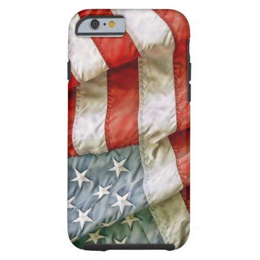 Old Glory Stars & Stripes iPhone 6 Case