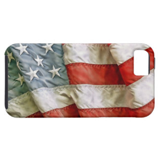 Old Glory Stars & Stripes iPhone 5 Cover