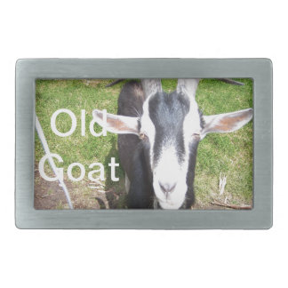 Old Goat Belt Buckle