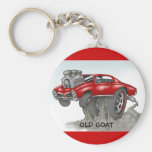 Old Goat Keychain
