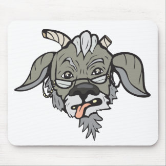 OLD GOAT! MOUSE MAT