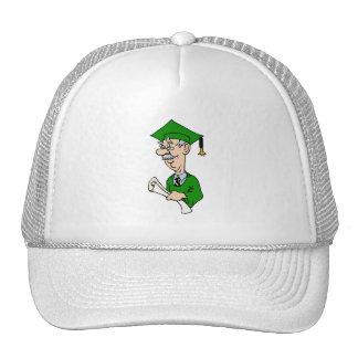 Old Graduate Hats