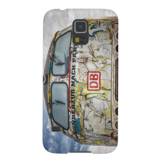 Old graffiti truck galaxy s5 cover