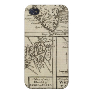 Old Greenland Cover For iPhone 4