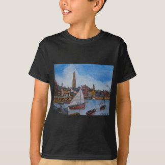Old Greenock Harbour T-Shirt