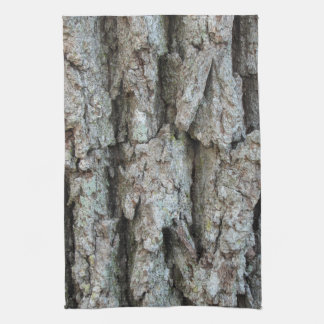 Old Growth Oak Bark Kitchen Towel