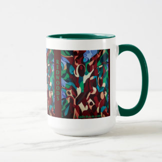 Old Growth: Sally Rayn mug