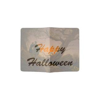Old Halloween Passport Holder