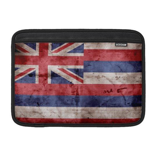 Old Hawaii Flag MacBook Sleeves