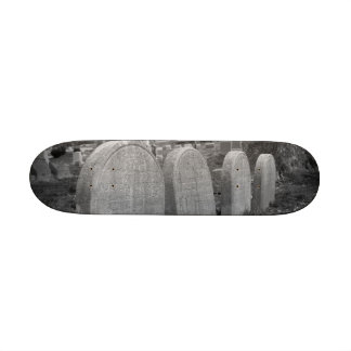 old headstones skateboard