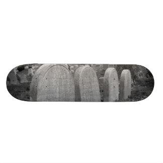 old headstones skate boards