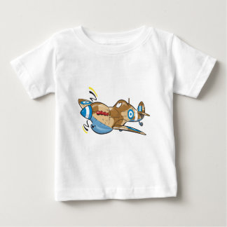 old hellenic royal air force spitfire baby T-Shirt