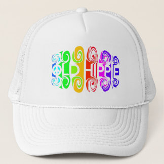 OLD HIPPIE hat - choose color