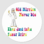Old Hippies Sticker