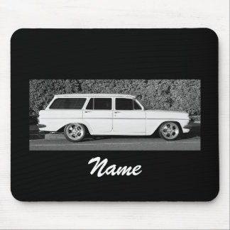 Old Holden Car Mouse Pad