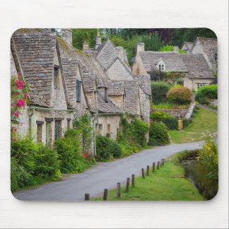 Old homes built for the local weavers mouse pad
