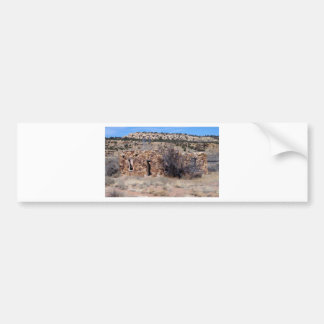 Old Homestead House of Stone Bumper Stickers