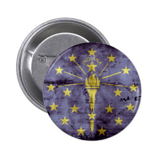 Old Hoosier Flag Pins