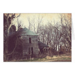 Old House 4 Greeting Card