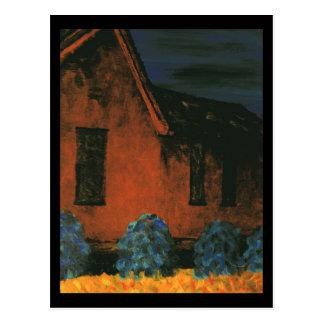 Old House Postcard
