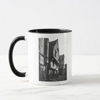 Old houses at Grand Carroi Mug