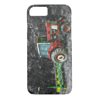 Old International Tractor Painterly iPhone 7 Case