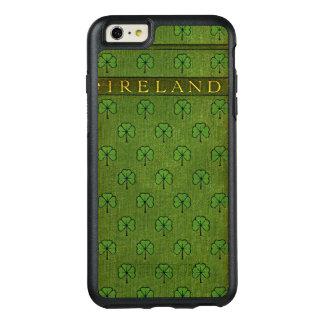 Old Irish Book Cover OtterBox iPhone 6/6s Plus Case
