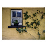 old irish window poster