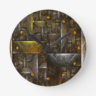 Old jail house Wall Clock