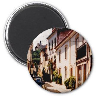 Old Jewish Ghetto 6 Cm Round Magnet
