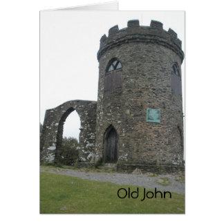Old John Card